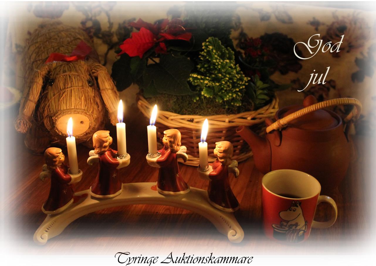 God Jul Onskar Tyringe Auktionskammare Tyringeauktion Se