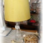 bordslampor