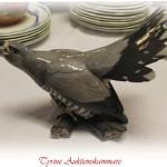 figurin fågel