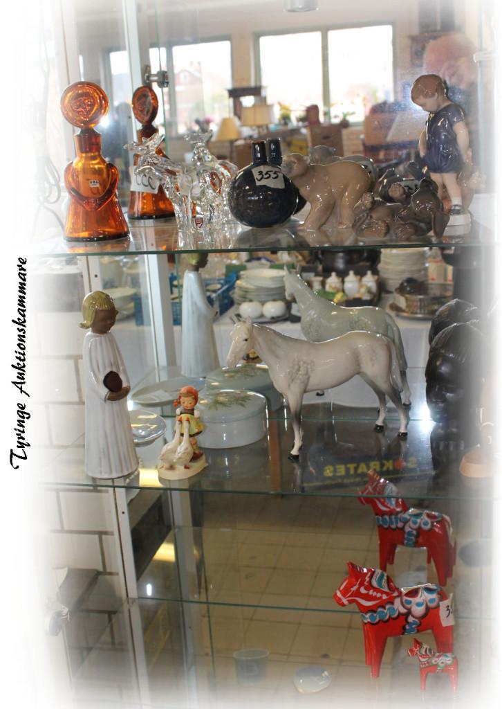 figuriner dalahästar