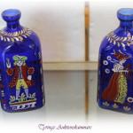 glas parflaskor