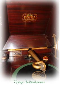grammofon detalj