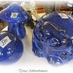 keramik blå