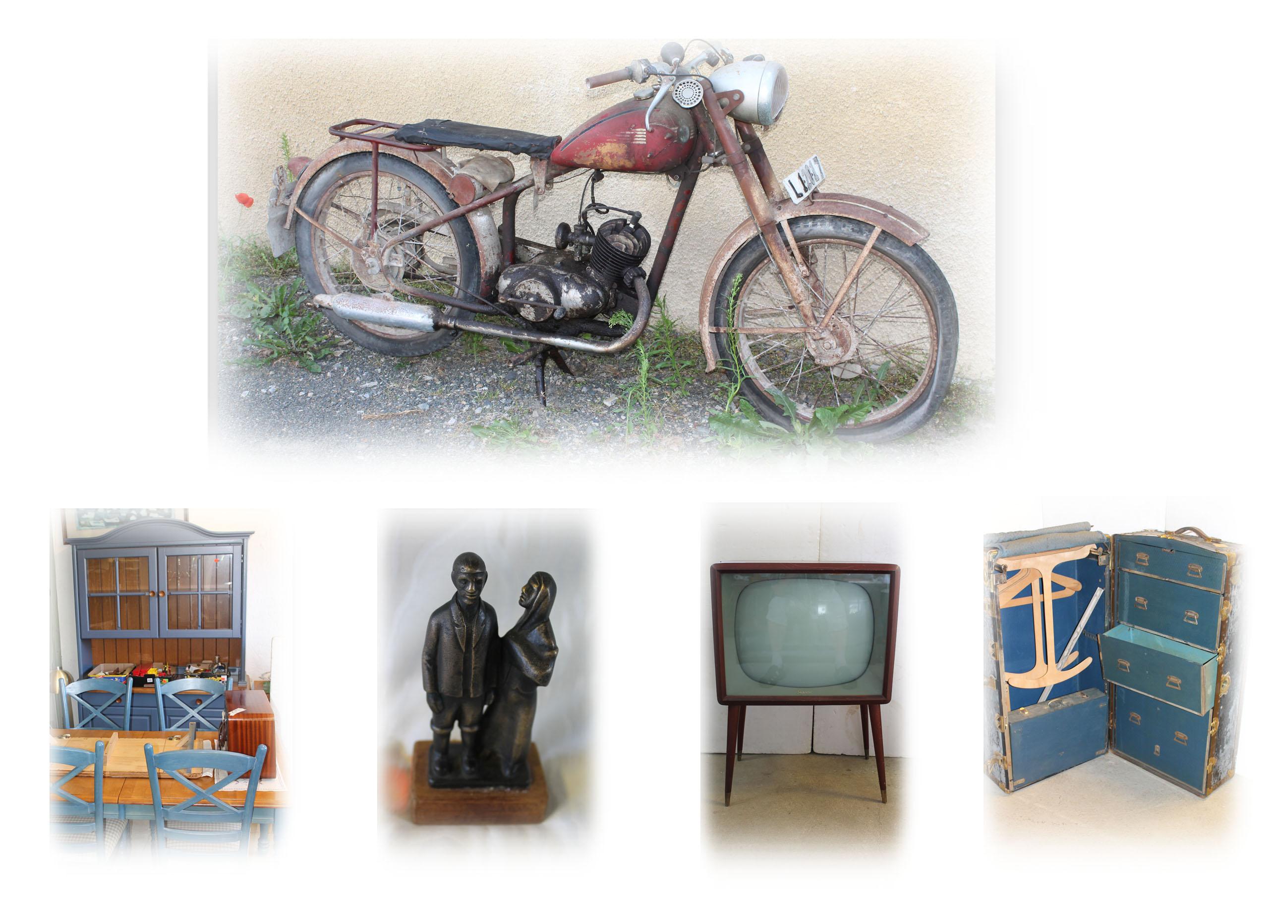 Möte med nostalgi - på auktion 24 juli
