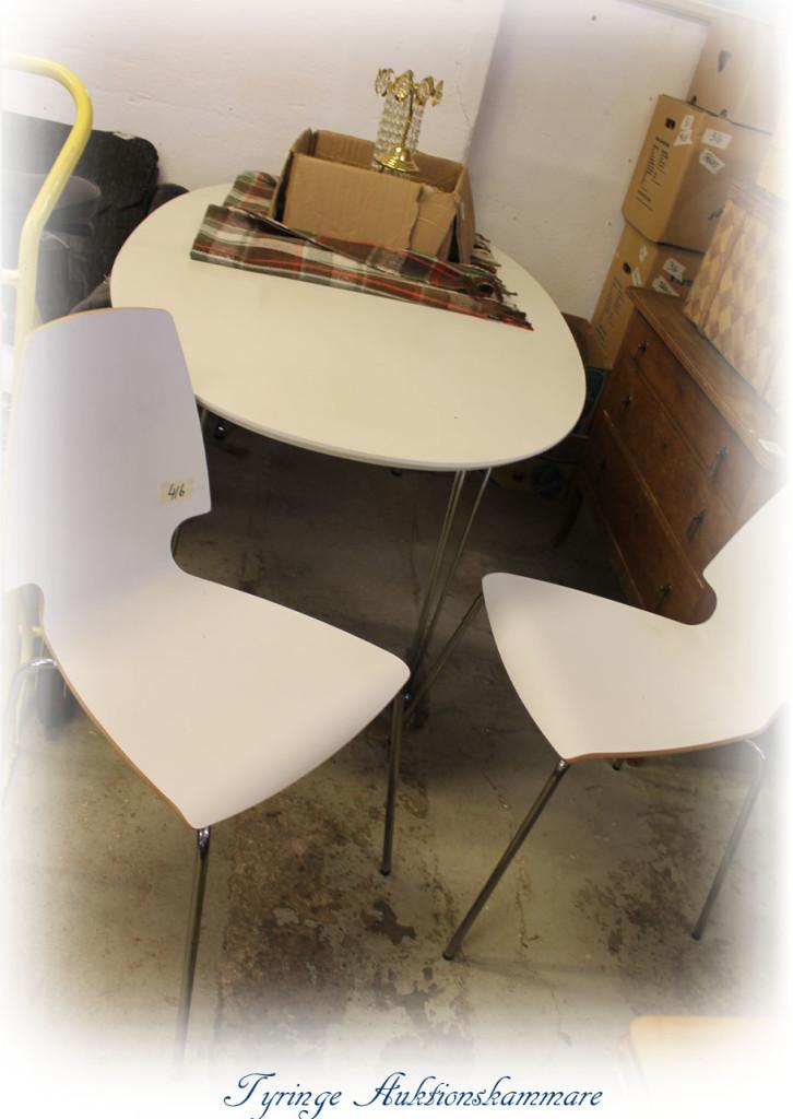 retro stolar bord