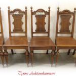 stolar svarvade